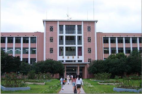 上海海事大學教學大樓