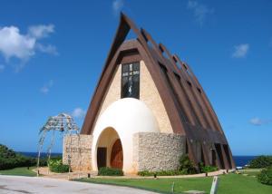 此乃St. Probus Chapel,即薯淘結婚之地。