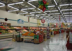 平生第一次逛外國超市,好興奮呢。