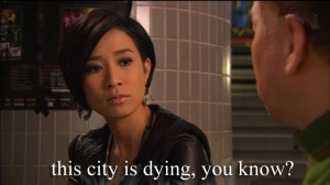 this city is dying you know