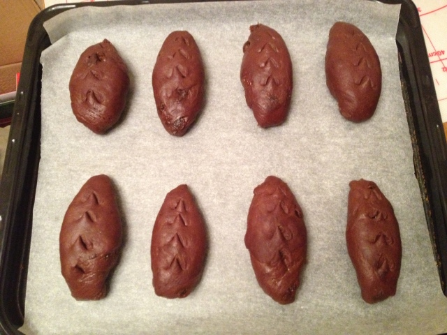 valrhona cinnamon raisin bread 1