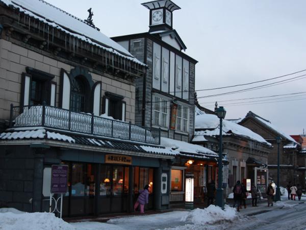 小樽音樂盒店