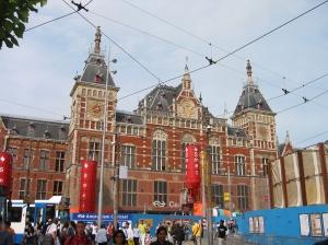 阿姆斯特丹火車站