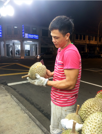 Durian Street 2