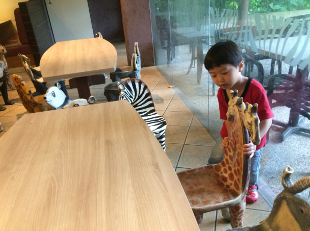 Jurong Bird Park Lunch 2