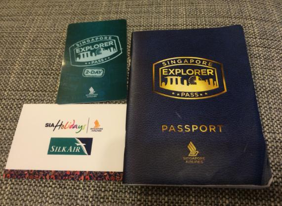 Singapore Explorer Pass