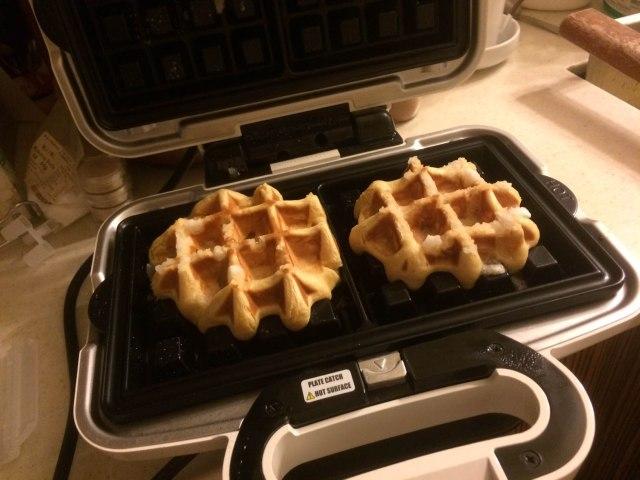 V仔waffle